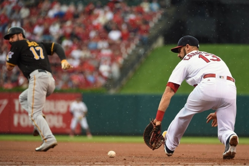 How the 2017 Cardinals compare with the Pittsburgh Pirates
