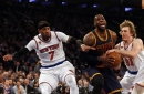 Cavaliers 119, Knicks 104: 'Ron's Hair is Amazing'
