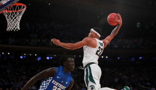 March Madness 2017: Spartans, Wolverines, 'Cuse, Hurricanes on Tournament Bubble