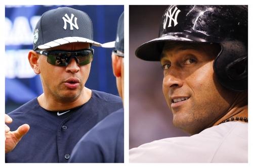 How Derek Jeter, Alex Rodriguez Yankees prospect dinners were different