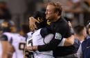 West Virginia Offensive Coordinator Jake Spavital Working to Flip Four-Star Quarterback