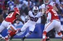 Free agent RB CJ Spiller signs with Kansas City Chiefs