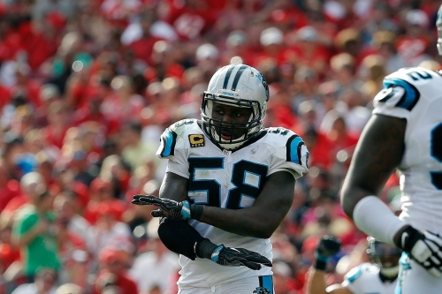 Panthers 2016 Position Review: Outside Linebacker