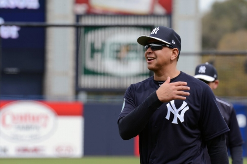 A-Rod hosts cliche-filled, 'beneficial' dinner for young Yankees