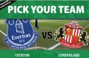 How Everton should line-up against Sunderland - which midfielder misses out?