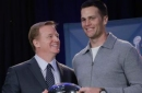 Gronk says Patriots fans would physically prevent Roger Goodell from entering Gillette