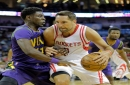 Former Pelicans Eric Gordon, Ryan Anderson enjoy return to New Orleans