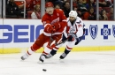 Which Detroit Red Wings D-men will be exposed to NHL expansion draft?