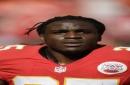 Chiefs sign veteran running back Spiller to provide depth The Associated Press