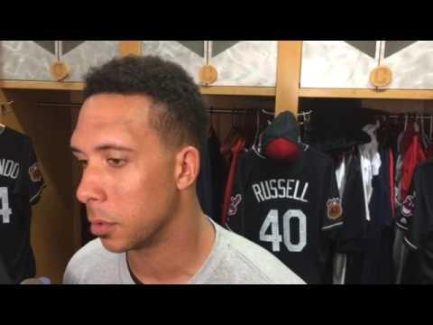 Michael Brantley advances to batting practice, impresses Cleveland Indians' hitting coach