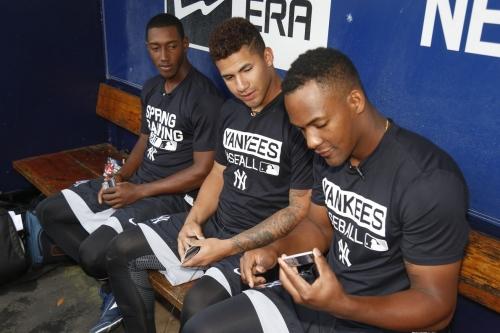 Yankees spring training: Grapefruit League opener game thread