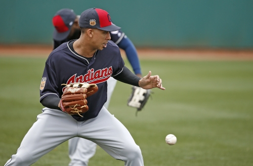 Indians Brantley takes full swings in latest comeback The Associated Press