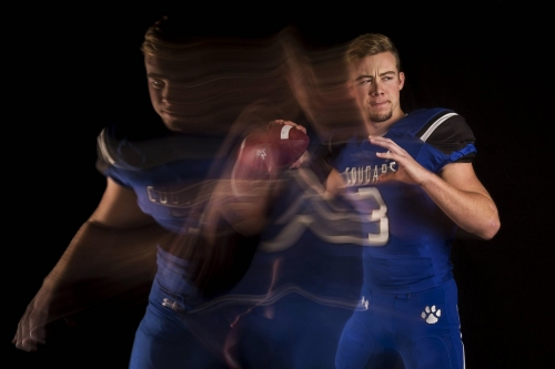 Bothell's Jacob Sirmon getting a head start as Huskies' quarterback of the future