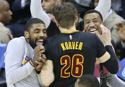 Do the Cavs have 'Bird' rights for Kyle Korver, Derrick Williams? 'Hey, Joe!'