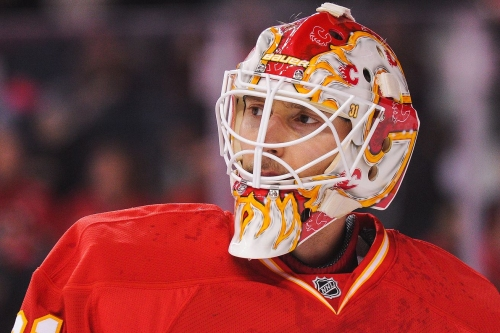 Projected Lines: Calgary Flames @ Florida Panthers