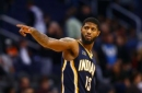 Retaining Paul George Right Move For Pacers
