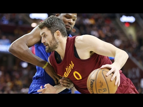Kevin Love says he'll be in game shape for NBA playoffs
