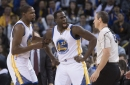Are we headed towards a repeat of last season with Draymond Green?