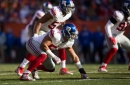 Giants' fourth-rounder dropped to No. 140, no compensatory picks awarded