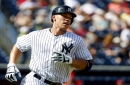 Only one not impressed by Aaron Judge's mammoth HR? Aaron Judge