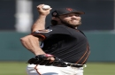 A small act earns Madison Bumgarner's faith in Giants' spring opener