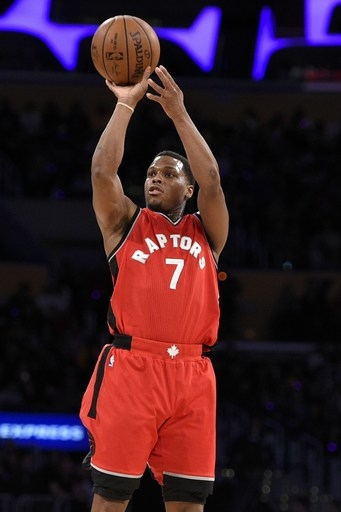 Raptors guard Kyle Lowry sidelined by right wrist injury The Associated Press