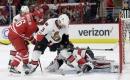 Lack gets 9th career shutout, Hurricanes beat Senators 3-0 The Associated Press