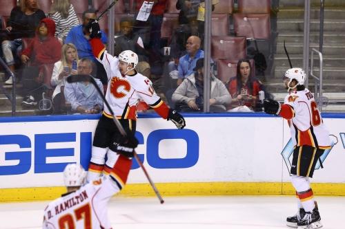 Recap: Calgary Flames (4) @ Florida Panthers (2)