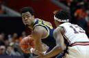 Michigan seniors face big task in home finale