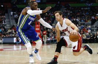 Heat unleash a deluge from deep in rout of Hawks