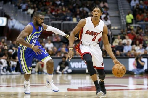 Heat dominate Hawks for 108-90 blowout win