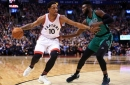 DeRozan has career-high 43, Raptors beat Celtics 107-97 The Associated Press