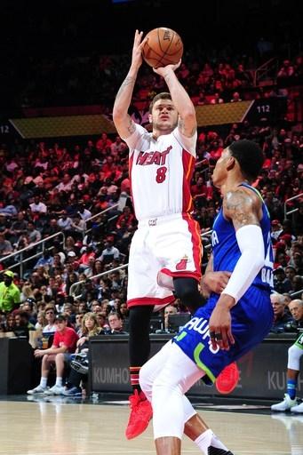 Tyler Johnson leads resurgent Heat past Hawks, 108-90 The Associated Press