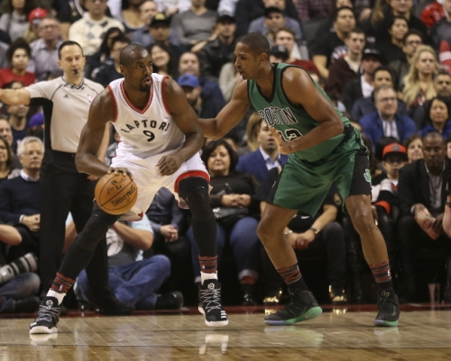New Raptors Ibaka, Tucker have that can't-buy presence