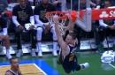 Gordon Hayward throws down not one, but two poster dunks on the Milwaukee Bucks
