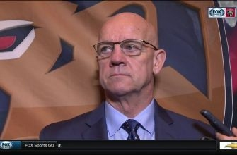 Tom Rowe: We had our chances, but their goalie was unbelievable