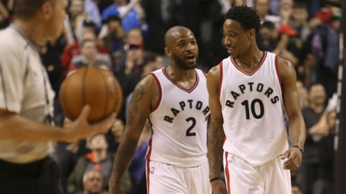 Raptors on P.J. Tucker: 'The guy is going to be huge for us' [Photos]