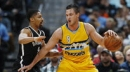Harris scores 25 points in Nuggets' 129-109 win over Nets