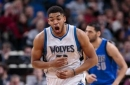Timberwolves-Mavericks Twi-lights: Towns double-doubles to start playoff push