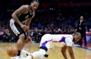 Spurs kick off rust from layoff to beat Clippers 105-97 The Associated Press