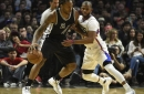 San Antonio at Los Angeles Clippers, Final Score: Spurs win 105-97
