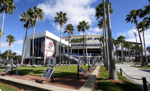 All the sights from the Yankees' spring opener vs. Phillies (PHOTOS)