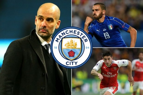 The transfer targets Pep Guardiola wanted to sign in his first window at Man City