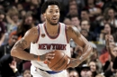 Derrick Rose cracking jokes as Knicks ship sinks