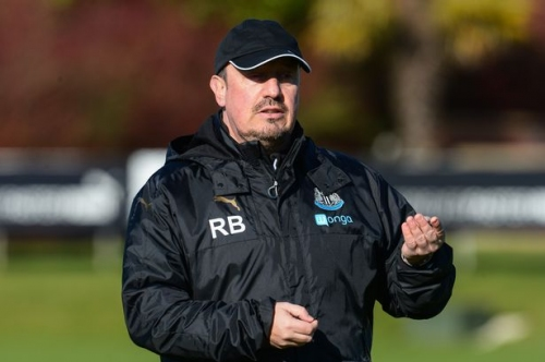 Newcastle United news LIVE: The latest from Rafa Benitez ahead of Bristol City clash this afternoon