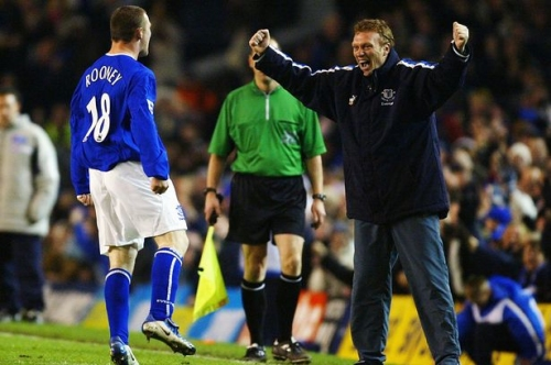 Moyes tips Rooney for Everton return as Manchester United 'end' approaches
