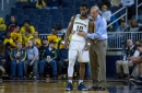 Carefree and candid, Derrick Walton Jr. speaks his peace and defends his program