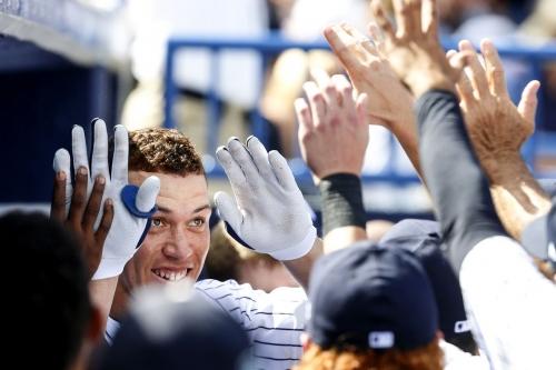 Around the Empire: Yankees news - 2/25/17