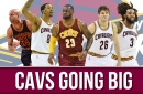 The Cavaliers jumbo lineup is doing wonders for the second unit