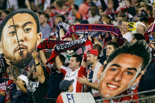 Three (more) Questions about New England Revolution with The Bent Musket: 2017 Desert Diamond Cup edition
